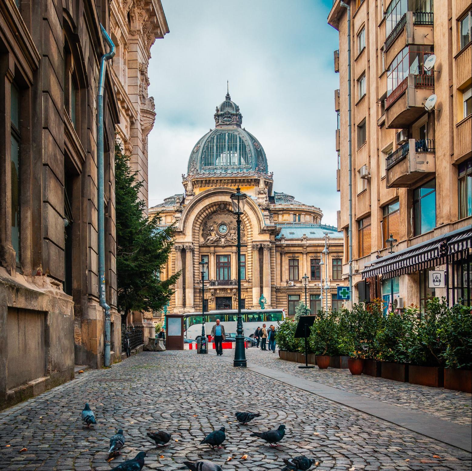 Palácio do Parlamento, Bucareste, Romênia