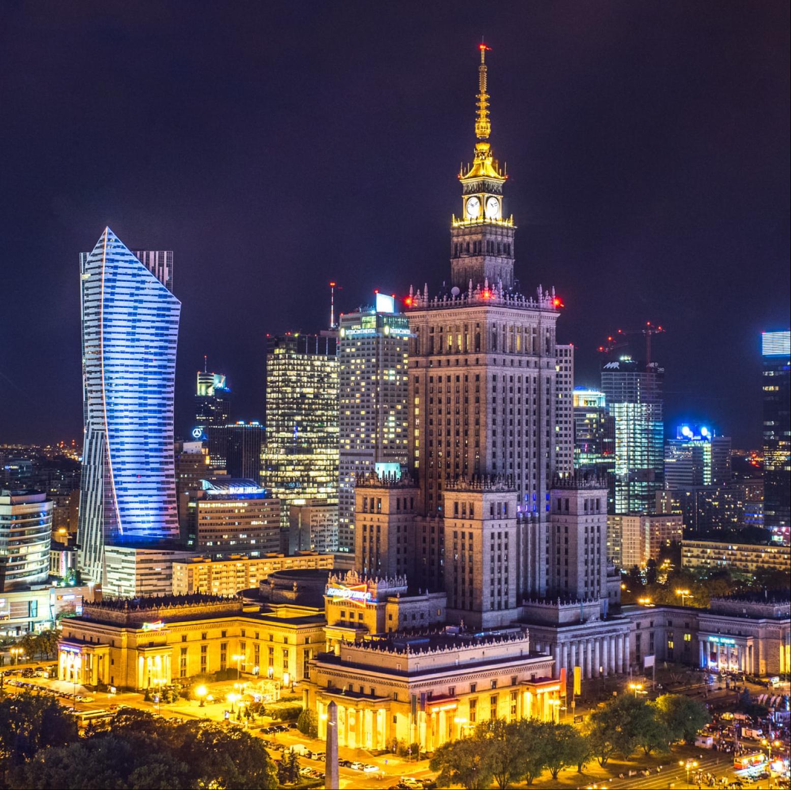 Varsóvia, Centro da Cidade, Polônia